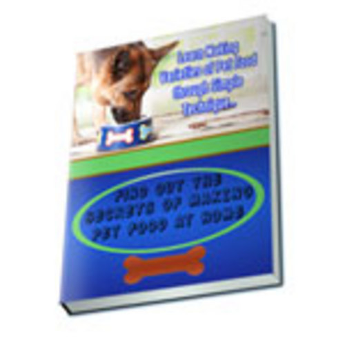 Product picture Make Pet Food at Home