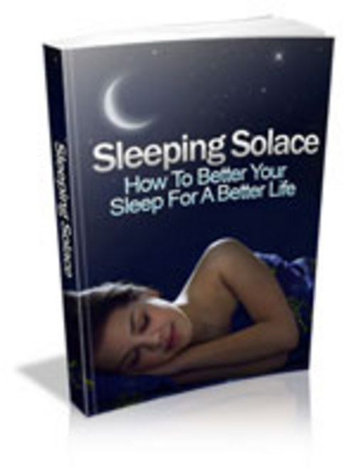 Product picture Sleeping Solace