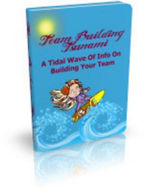 Product picture Team Building Tsunami