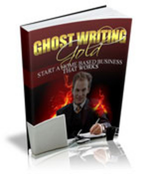 Product picture Ghostwriting Gold
