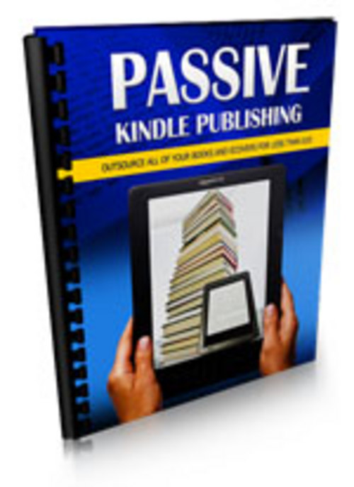 Product picture Passive Kindle Publishing